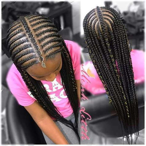 10 cute trendy back to school natural hairstyles for