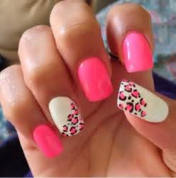 Cheetah print nails images pictures becuo