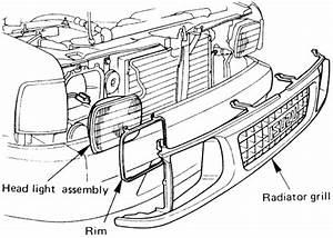 Isuzu Trooper Headlight Wiring Diagram : repair guides lighting headlights ~ A.2002-acura-tl-radio.info Haus und Dekorationen