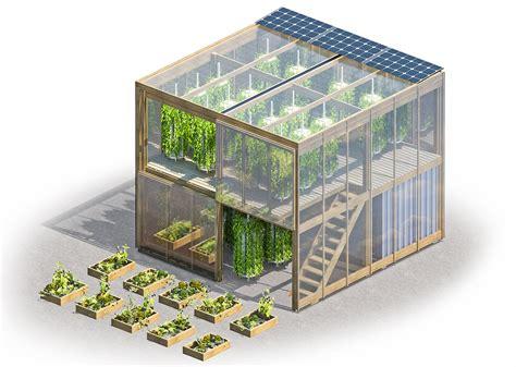 cuisines habitat flatpack hydroponic garden delivers 538 square of