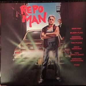 Repo Man-Soundtrack - The Vinyl Press