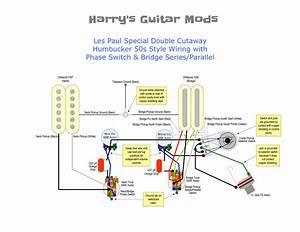Harry U0026 39 S Guitar Mods  Controls Wiring Upgrade