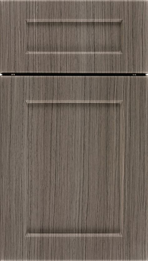 Woodgrain Textured Shale Thermofoil Finish   Kitchen Craft