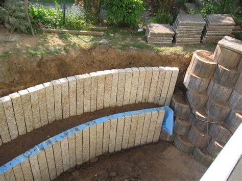 Günstige Betonsteine  Mischungsverhältnis Zement