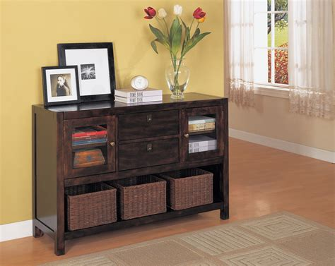 Entryway Table Accessories With Drawers