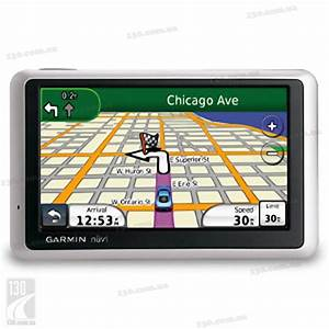 Garmin Nuvi 1350 — GPS Navigation (maps NavLux)