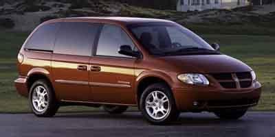 2004 Dodge Caravan Values Nadaguides