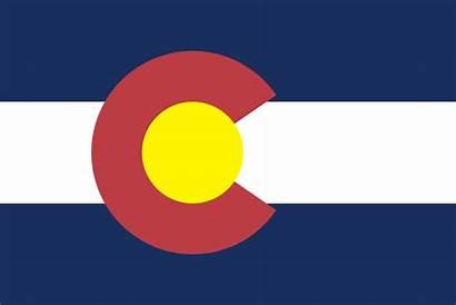 Colorado Flag Vector Clip Clipart Designs