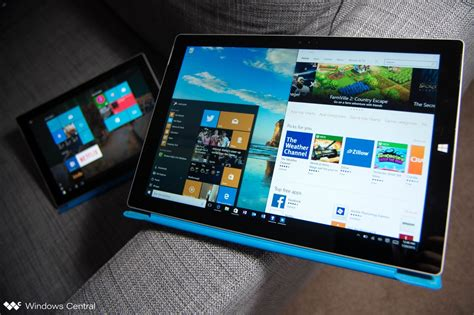 surface pro 2 and 3 firmware updates improve graphics performance on windows 10 windows central