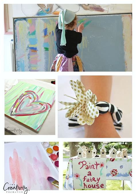 Creative Summer Craft Projects For The Kids
