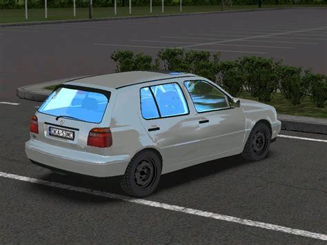 Volkswagen Golf Iii 19 Tdi Hatchback 5d Tracciontrasera
