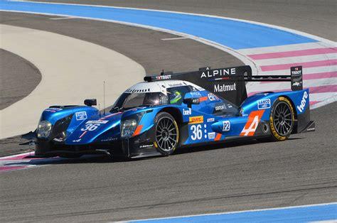 Alpine A460 Nissan - SIGNATECH ALPINE   2016 Prologue FIA ...