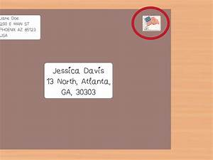 how to address clasp envelopes 12 steps with pictures With how to label an envelope