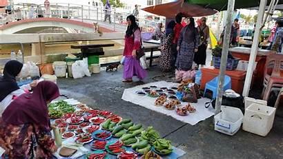 Brunei Bandar Tamu Begawan Seri Kianggeh Market