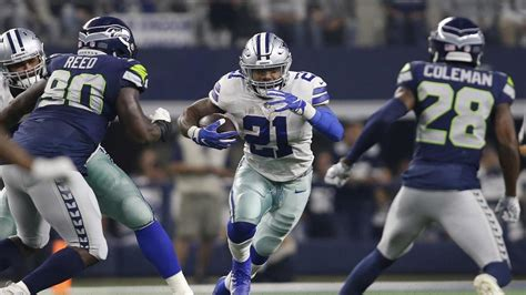 cowboys  seahawks final score takeaways dallas rides
