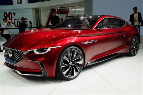 Allelectric Mg Emotion Concept Is Supercar For