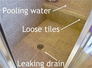 bathroom floor leaking find and save wallpapers With bathroom tiles leaking