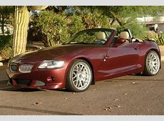 2003 BMW Z4 CONVERTIBLE 60769
