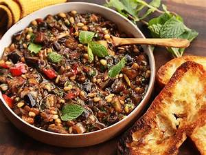 Sicilian Eggplant and Pine Nut Caponata Recipe Serious Eats