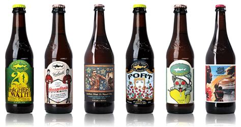 Dogfish Head Releases Six Limited Edition Beers