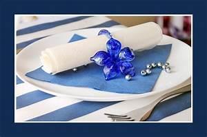Deko Taufe Junge : deko idee blau wei deko ideen ~ Watch28wear.com Haus und Dekorationen