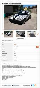 Le Bon Coin Franche Comté Voiture : r19 gti pick up tacougnotmobile voitures franche comt best of le bon coin ~ Gottalentnigeria.com Avis de Voitures
