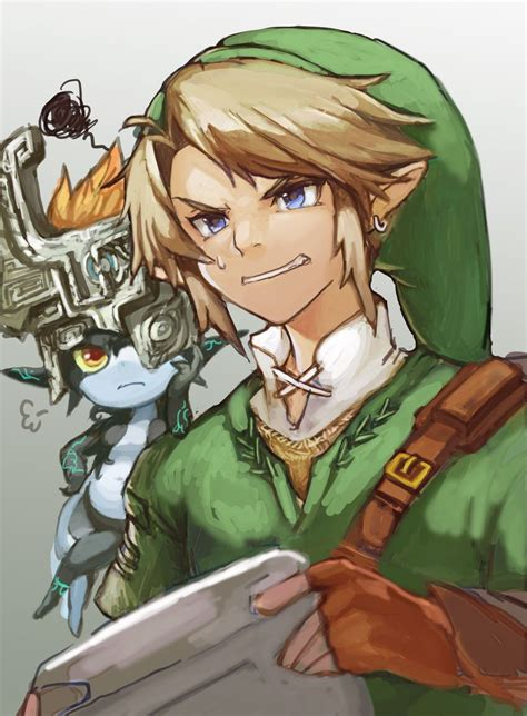 Midna I Think We Are Lost Link We Are Not Lost Midna