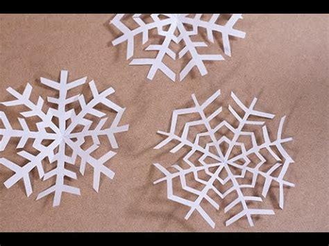 diy no 235 l flocon de neige en papier