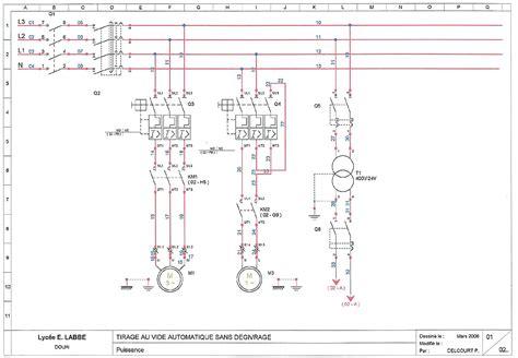 schema electrique chambre 2