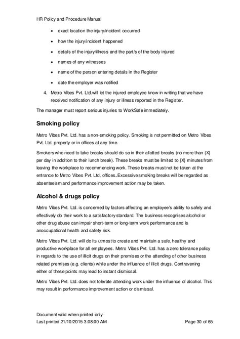 And Abuse Policy Template Lovely Alcoholism And Abuse Policy Template Images Gallery