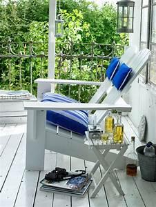 Strandfeeling Im Garten : maritime outdoor m bel zuhausewohnen ~ Yasmunasinghe.com Haus und Dekorationen