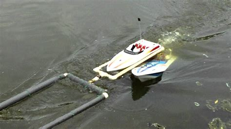 Rc Rescue Boat by Proboat Shockwave 26 Rc Boat Recovery