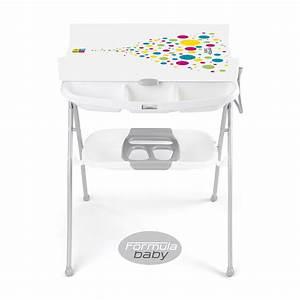 Baignoire Et Bulles : table langer rimini de formula baby tables langer ~ Premium-room.com Idées de Décoration