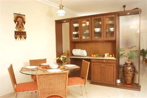Dining room cabinets; a necessity for organized elegant