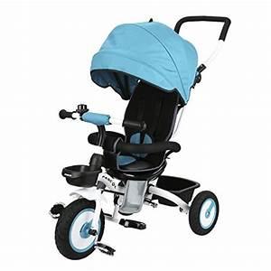 Dreirad Ab 10 Monate : fascol baby dreirad 4 in 1 klappbar trike mit schubstange ~ Kayakingforconservation.com Haus und Dekorationen