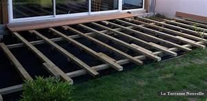 Geotextile Sous Gravier : geotextile terrasse bois ~ Premium-room.com Idées de Décoration