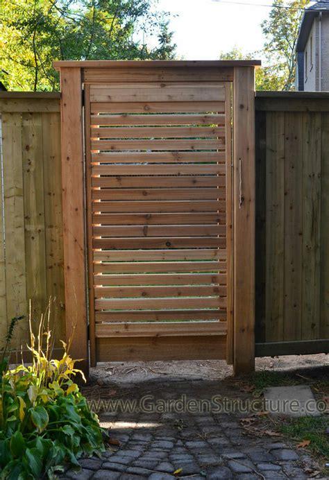 fence plans horizontal gate  horizontal fence designs