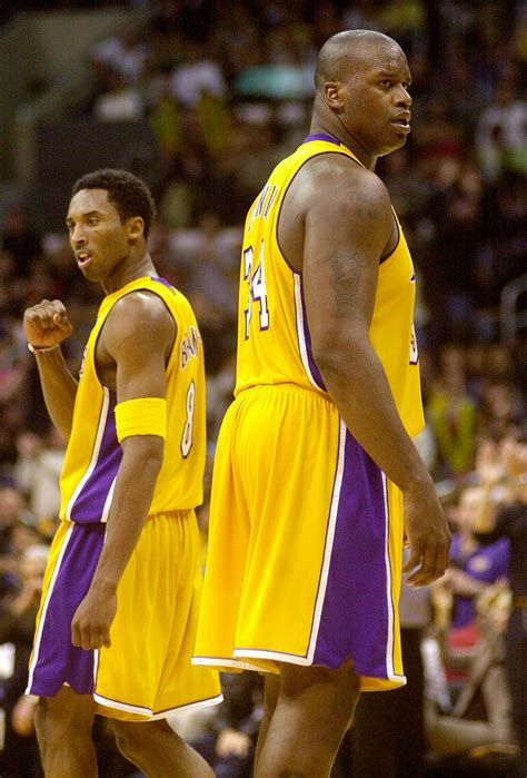 Shaquille Oneal Keeps The Jokes Coming At Lakers All