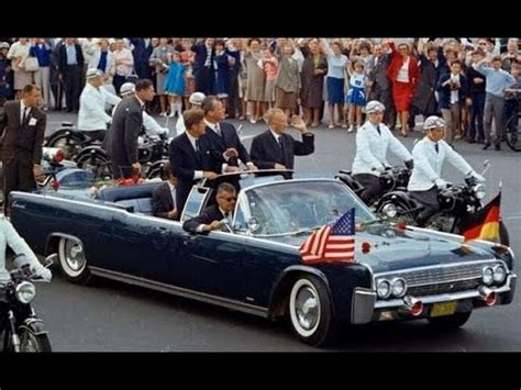 Jfk Limo by President Kennedy S Limousine