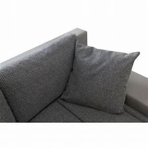 Canapé D Angle En U : canap angle en u r versible halo gris achat vente canap sofa divan cdiscount ~ Teatrodelosmanantiales.com Idées de Décoration