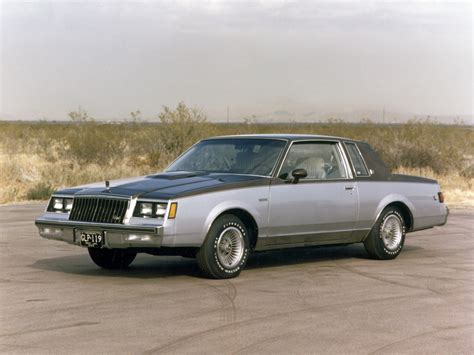 1982 Buick Regal by 1982 Buick Regal Sport Coupe Turbo