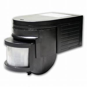 Led Lampen Für Bewegungsmelder Geeignet : bewegungsmelder 180 schwarz led geeignet ip44 ~ A.2002-acura-tl-radio.info Haus und Dekorationen