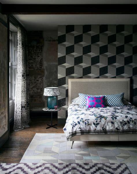 Tapeten Kombinieren Schlafzimmer by Schlafzimmer Tapeten Ideen Wie Wandtapeten Den