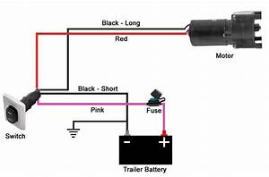 Wiring Guide For Installing 5th Wheel Landing Gear Motor Switch