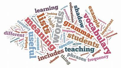 Academic Vocabulary Grammar Word Items Expand Learning