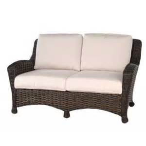 Ebel Patio Furniture Replacement Cushions by Ebel Dreux Loveseat