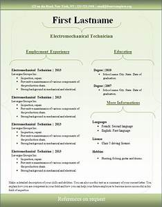 free professional resume template downloads health With professional resume template free online