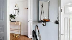 Aménager Une Petite Entrée : un miroir dans l 39 entr e comment le choisir ~ Zukunftsfamilie.com Idées de Décoration
