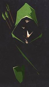 Iphone green arrow wallpaper   Wallpapers   Pinterest ...