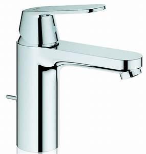 Mitigeur Grohe Lavabo : mitigeur lavabo eurosmart cosmopolitan bec medium grohe ~ Dallasstarsshop.com Idées de Décoration